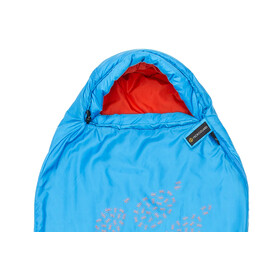 Jack Wolfskin Grow Up - Sac de couchage Enfant - bleu